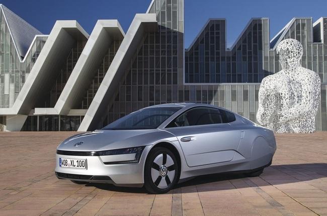 Volkswagen XL1 01