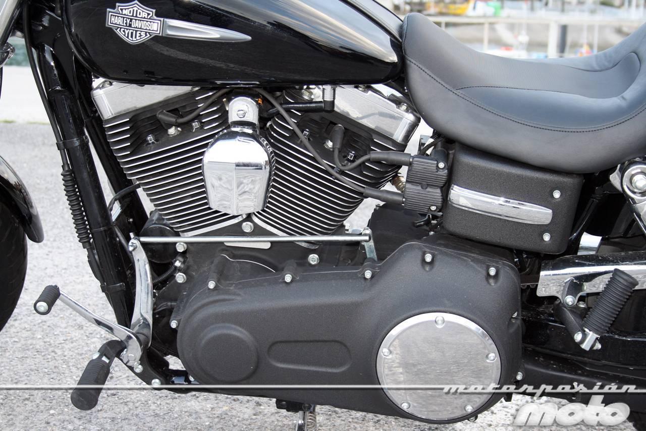 Foto de Harley Davidson Dyna Fat Bob, prueba (10/21)