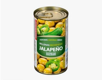 Aceitunas Jalapeno