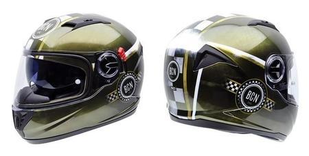 Colección de cascos NZI para BCN BRAND