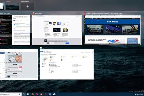 ¿No quieres saber nada del Timeline en Windows 10? Con estos sencillos pasos puedes desactivarlo