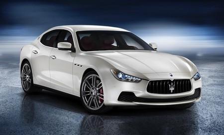 Ghibli, el nuevo automóvil de Maserati