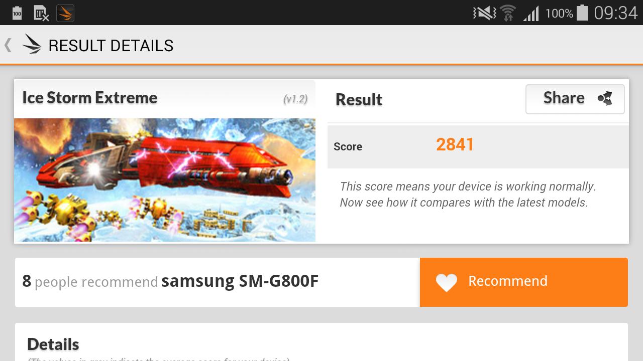 Foto de Samsung Galaxy S5 mini, rendimiento (4/17)