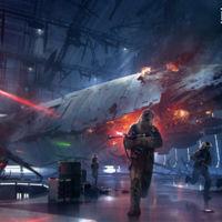 25 minutos de gameplay de Star Wars: Battlefront en la Estrella de la Muerte