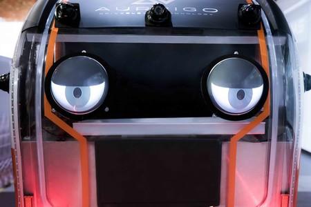 Coche Ojos Virtuales Jaguar Land Rover 4