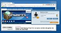 WebcamLock, protege tu webcam de espías indeseados