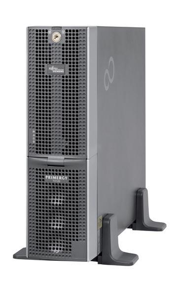 Servidor de Fujitsu-Siemens para pequeñas empresas