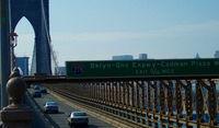 El puente de Brooklyn, un escenario perfecto para pruebas de sistemas de ayuda a la conducción