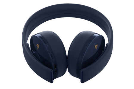Wireless Headset Gold 500 Million Limited Edition