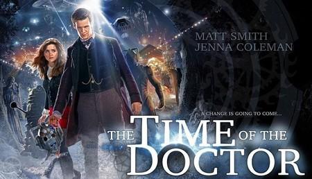 'Doctor Who', tráiler y cartel del último especial navideño de Matt Smith