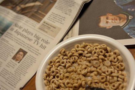 Los cereales, del campo a tu taza de desayuno