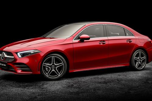 El Mercedes-Benz Clase A Sedán por fin está listo. Se estrena en versión extendida para China