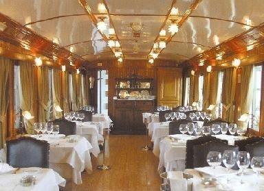 El vagón-restaurante de Beni