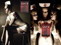 Nuevos y excitantes posters promocionales de 'Saw 3'