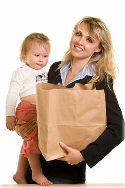 Se permite a una madre a elegir su horario laboral para poder atender a sus hijos