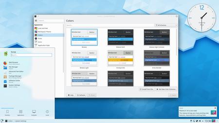 KDE Plasma 5.16 aterriza con un sistemas de notificaciones completamente nuevo, mayor privacidad y diseño mejorado