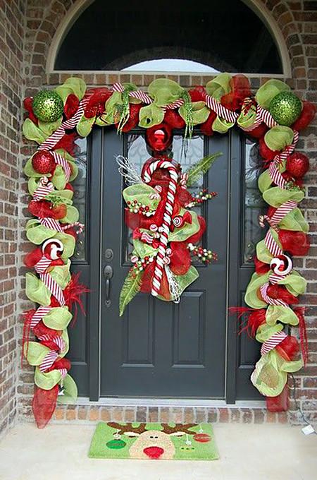Exterior Puerta Navidad 8