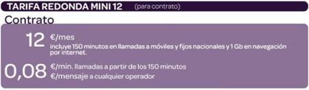 Carrefour móvil también entra en la guerra: 150 minutos y 1 GB por 12 euros al mes