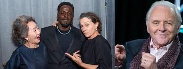 Dónde veremos a Anthony Hopkins, Daniel Kaluuya, Frances McDormand y Youn Yuh-jung después de ganar el Óscar