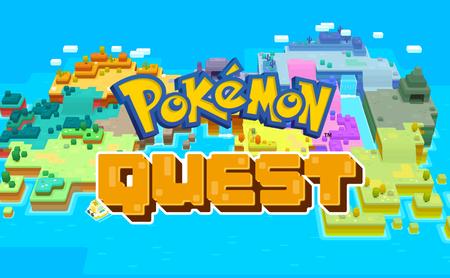 Pokémon Quest: así es la apuesta móvil de Nintendo que llega dos años después del éxito de Pokémon Go
