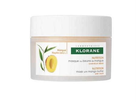 Mascarilla Reparadora A La Manteca De Mango De Klorane