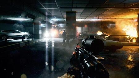 Pack de texturas con mejoras gráficas en el segundo disco de 'Battlefield 3' para Xbox 360