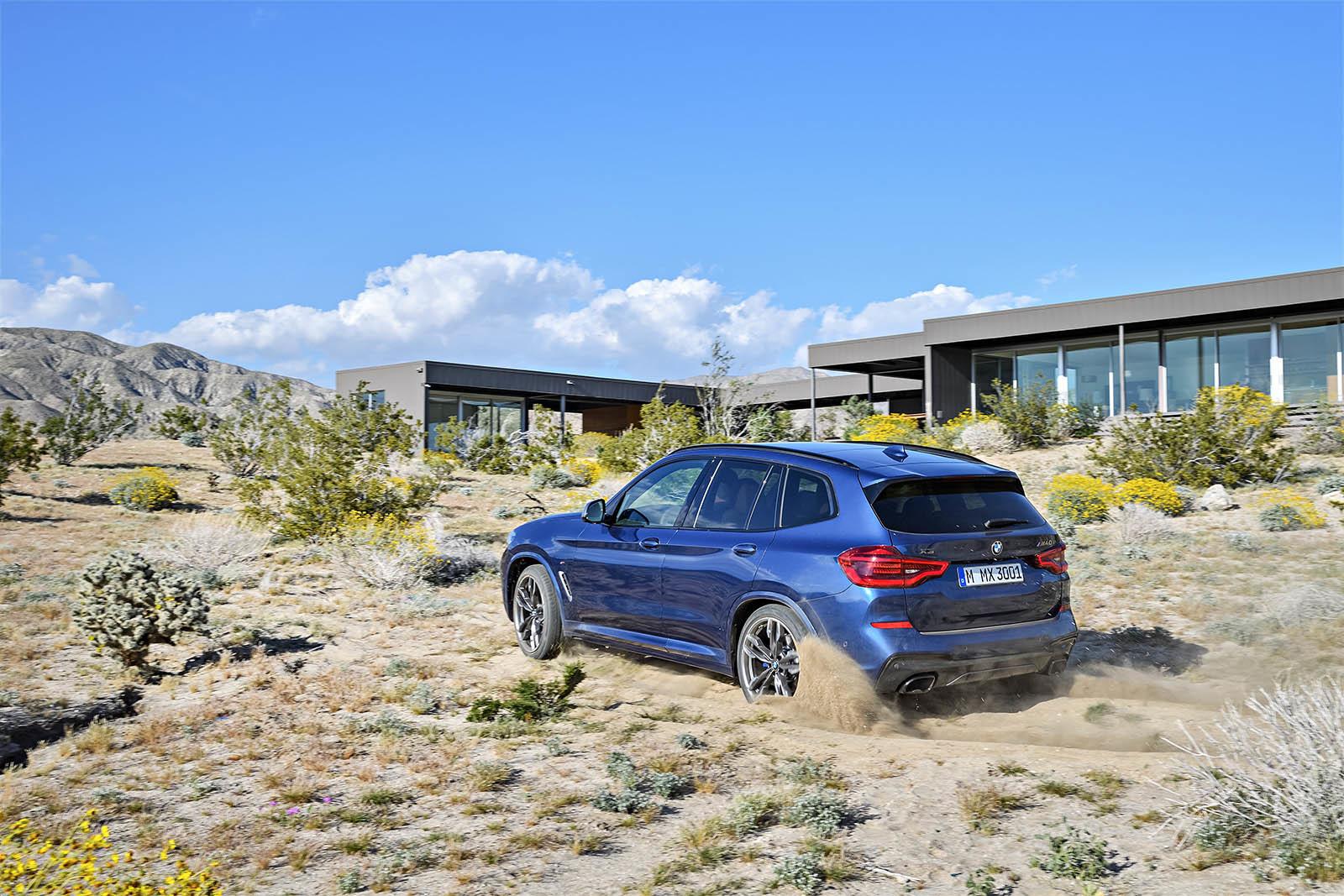 Foto de BMW X3 2018 (11/34)