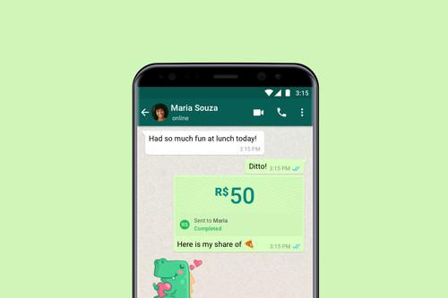 WhatsApp se estrena ofreciendo servicios de pago en Brasil: así funcionan los pagos gracias a Facebook Pay