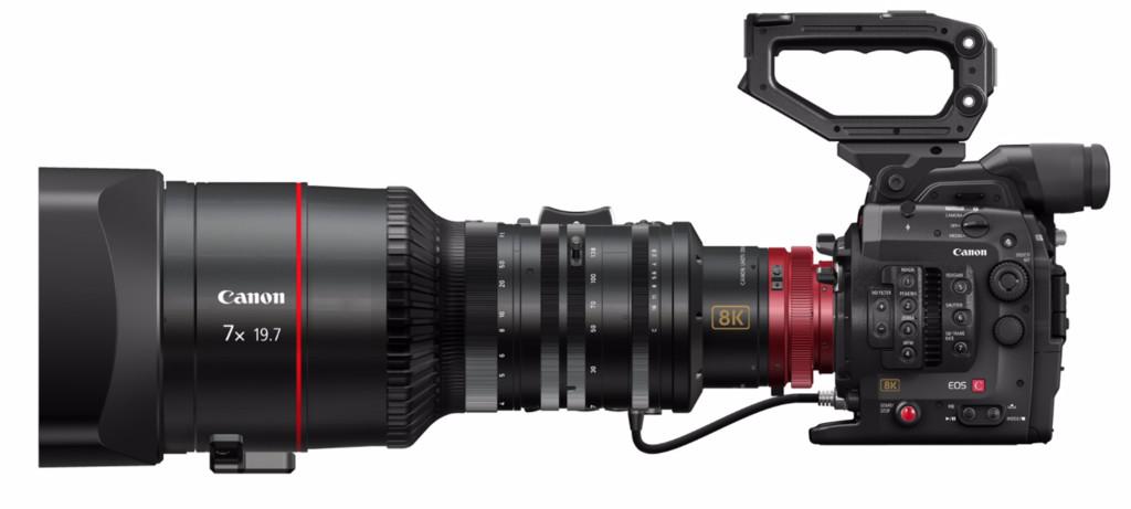 Canon 8k Eos