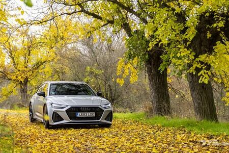 Probamos el Audi RS6 Avant: o cuando un coche familiar se une al ADN de un deportivo de 600 CV, al alcance de pocos