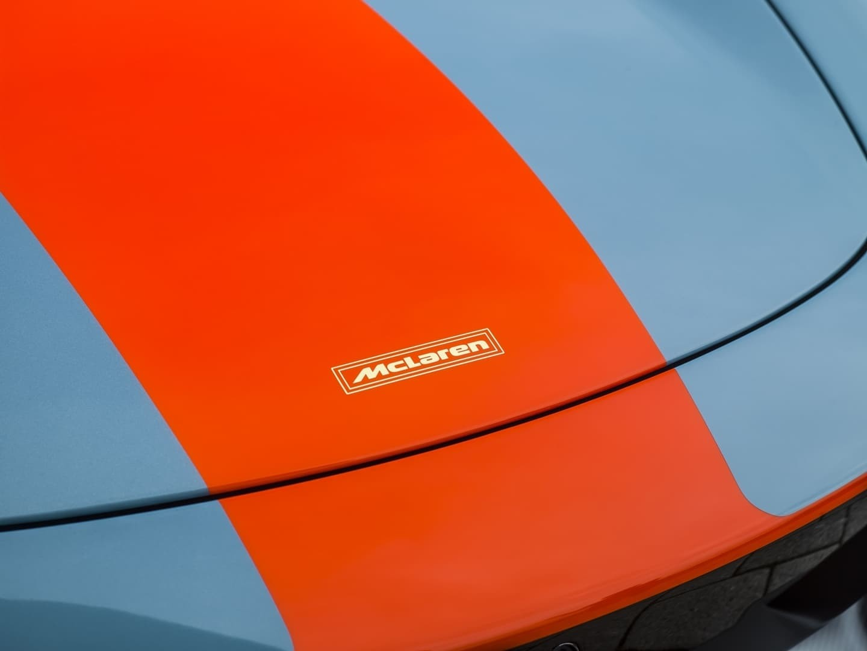 Foto de McLaren 675LT Gulf Racing (7/10)