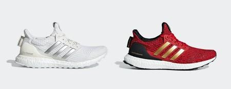 Adidas imagina cómo serían Targaryen o los Lannister si fueran zapatillas con sus nuevas deportivas inspiradas en Juego de Tronos