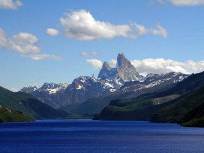 De Chile a Argentina por la laguna del desierto. Cruzando a El Chaltén desde Villa O'Higgins (II)