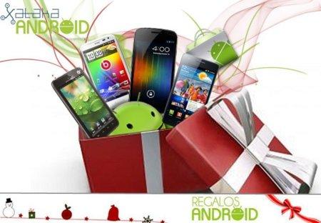 En Navidad, regala Android