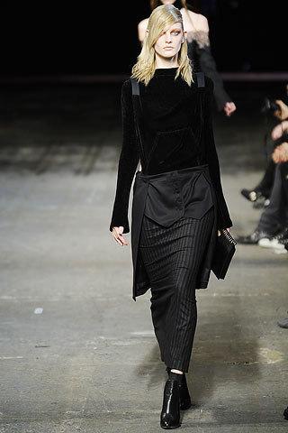 Foto de Alexander Wang, Otoño-Invierno 2010/2011 en la Semana de la Moda de Nueva York (12/20)