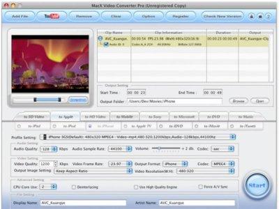 MacX Video Converter Pro, gratis por tiempo limitado
