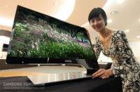 Samsung se atreve con diseños asimétricos en sus televisores