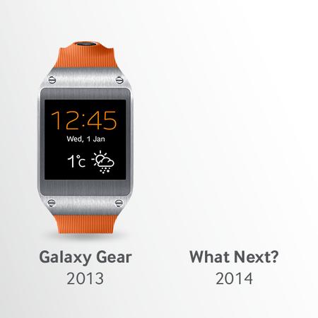 Samsung podría revelar un nuevo smartwatch en el CES 2014