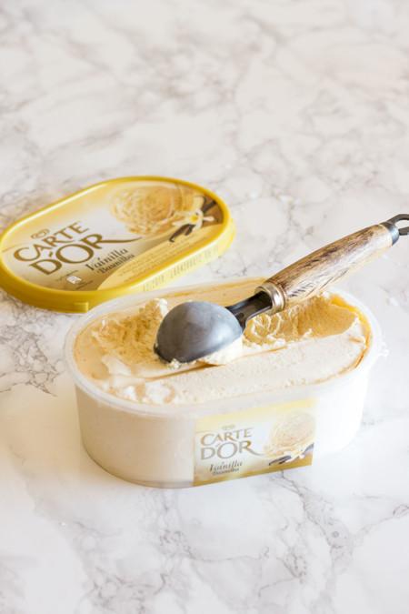 """El helado también tiene """"perfect serve"""""""