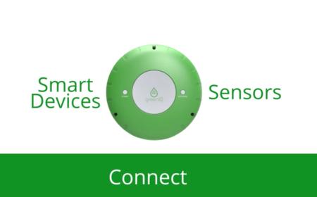 Garden Smart Hub se hace amigo de Alexa y Amazon Echo para controlar el riego en nuestras plantas