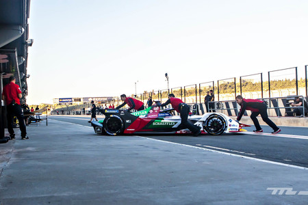 Formula E Tests