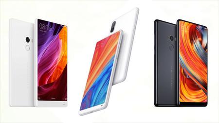 Del Xiaomi Mi Mix al Xiaomi Mi Mix 2s: evolución sin revolución
