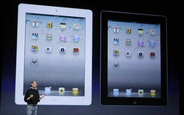 Presentación del iPad 2