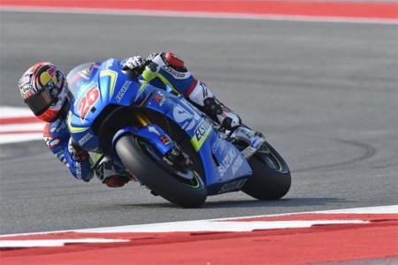 Maverick Vinales Suzuki Misano Motogp 2016