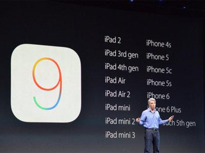Apple recibe una demanda colectiva por el rendimiento del iPhone 4s con iOS 9