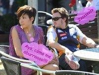 Se separan Fernando Alonso y Raquel del Rosario (Actualización: Desmentido)