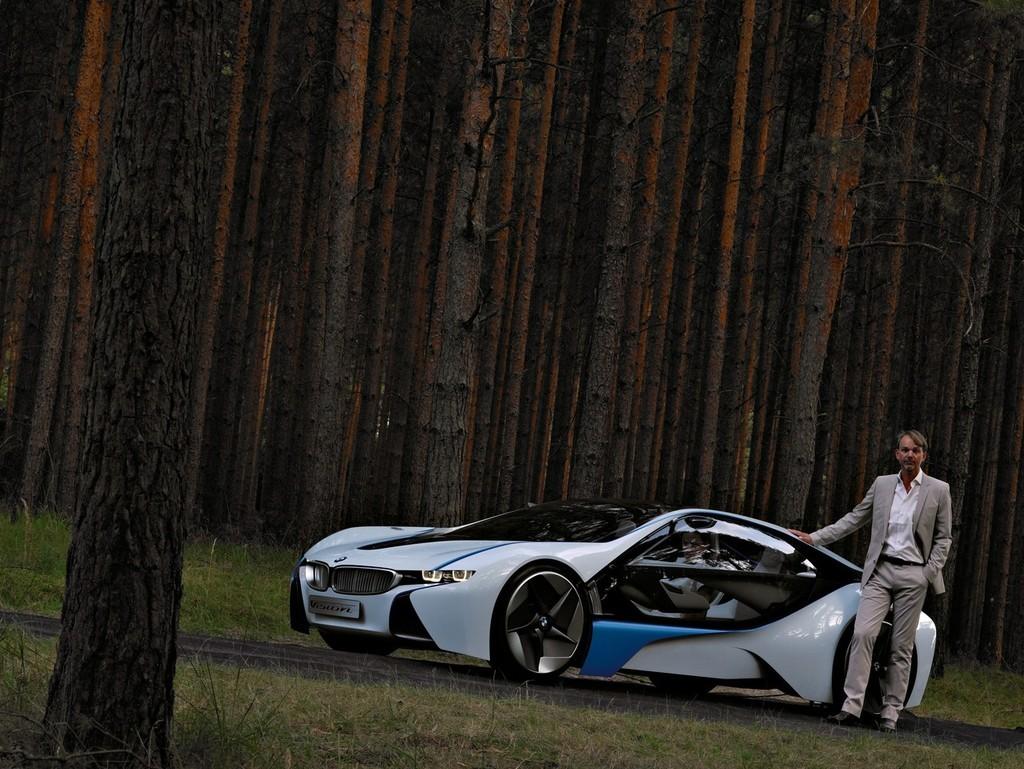 Foto de BMW Vision EfficientDynamics 2009 (72/92)