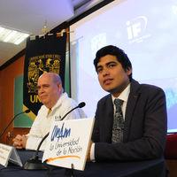 Estudiante mexicano que creó un acelerador de partículas es invitado a participar en Simposium Científico en Suiza