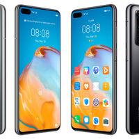 Un Huawei P40 con conectividad 4G y de nuevo, con el procesador Kirin 990, aparece en TENAA