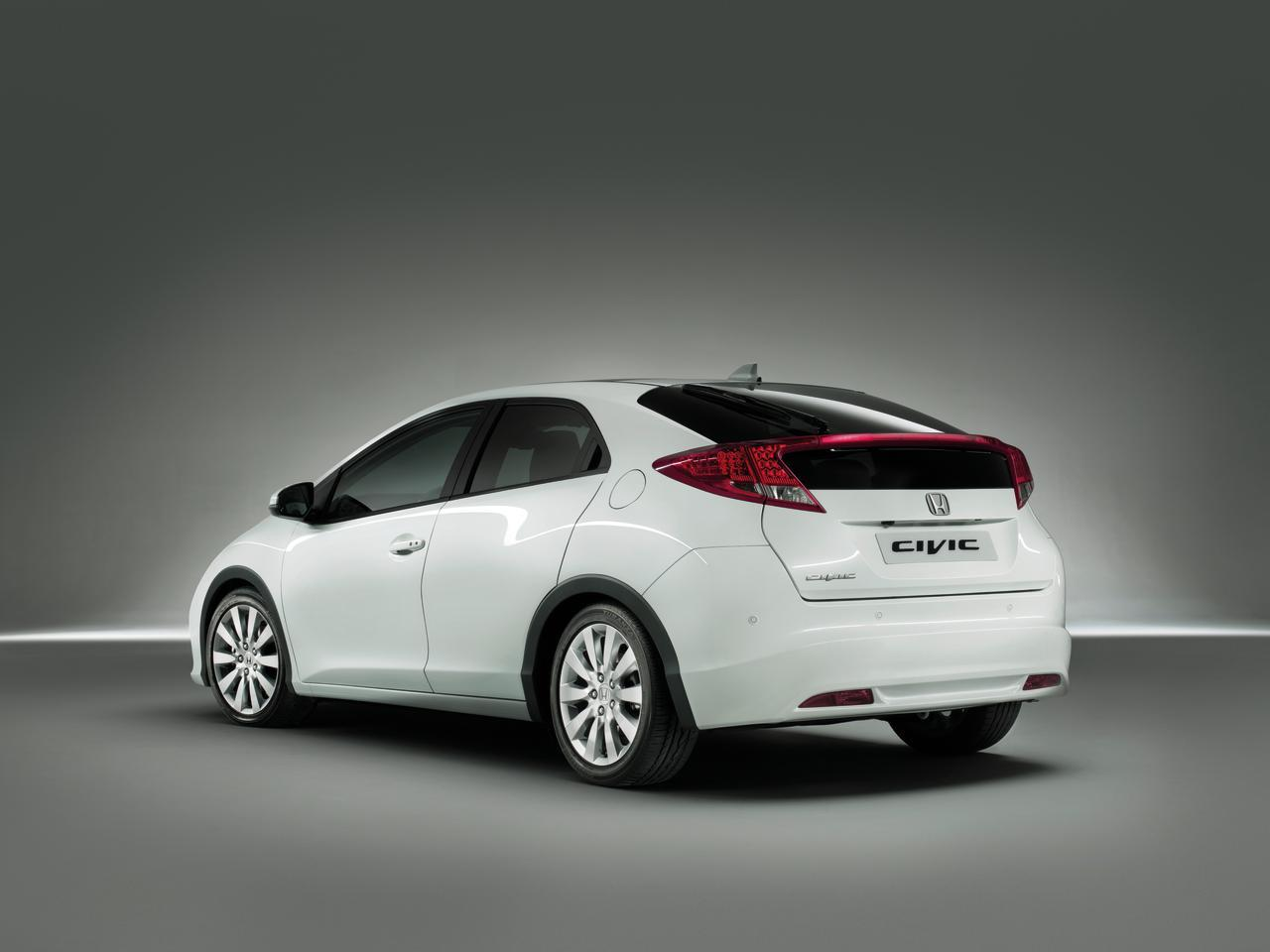 Foto de Honda Civic 2012 (109/153)